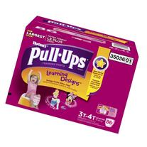 Huggies Learning Designs 3t-4t Pull-ups Training Pants for