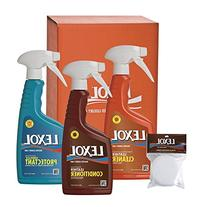 Lexol Leather Cleaner, Conditioner, and Vinylex 16.9 oz.