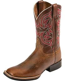 Leather Cowboy Boot Removable Orthotic Insert Western Rubber