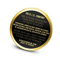 B.I.G Leave-In Beard Conditioner with Guide