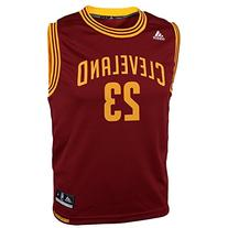 NBA Cleveland Cavaliers Youth Boys 8-20 Replica Road Jersey