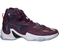 Nike Men's Lebron XIII Mulberry/Blk/Pr Pltnm/Vvd Prpl