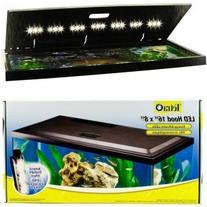 """Tetra LED Aquarium Hood 16"""" X 8"""