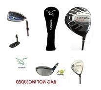 AGXGOLF Men's Left Hand XF Edition Executive Golf Club Set;