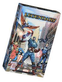 Legendary: A Deck Building Game: Captain America 75th