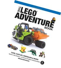 The Lego Adventure Book, Vol. 1: Cars, Castles, Dinosaurs,