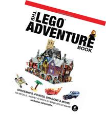 The LEGO Adventure Book, Vol. 2: Spaceships, Pirates,