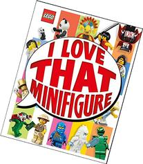 LEGO: I Love That Minifigure