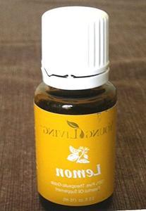 Young Living Essential Oil Lemon 15 ML