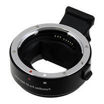 Fotodiox EF-Sny Fusion Smart AF Lens Mount Adapter, Canon