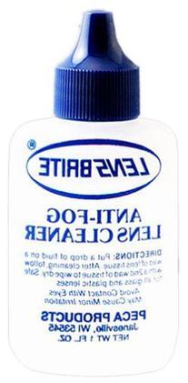1 oz. LensBrite Anti-fog Lens Cleaner