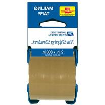 LePage's USPS Tan Packing Tape on Handy Bandit Dispenser 2 x