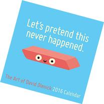 Let's Pretend This Never Happened: The Art of David Olenick