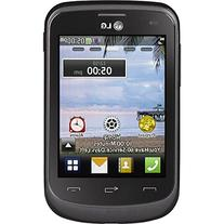 TracFone LG 306G No Contract Phone - Black