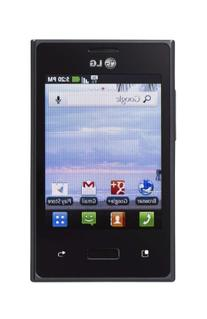 LG Optimus Dynamic Android Prepaid Phone with Triple Minutes