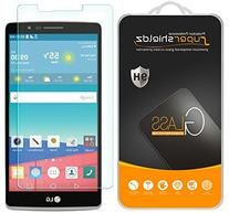 LG G Stylo Tempered Glass Screen Protector, Supershieldz