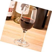 Libbey 3766 Embassy 6.5 oz Wine Glass, SET OF 6 w/bonus FDL