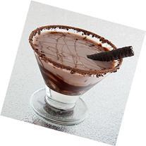 Libbey 3803 Embassy 8 oz Mini Martini Dessert Glass, SET OF