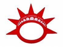 Foam Liberty Crown  Red