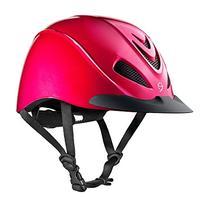 Troxel Liberty Helmet, Fuchsia, Small