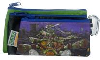 Official Licensed Ninja Turtles Triple Fill Pencil Case -
