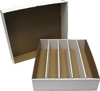 BCW Super Monster 5 Row Storage Box  - Corrugated Cardboard
