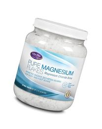 Life-flo Pure Magnesium Flakes, 44 Ounce