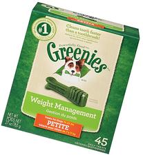 Greenies Lifestage Lite Canister Petite 45/Ct
