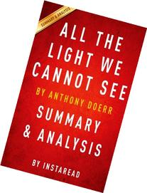 All the Light We Cannot See: by Anthony Doerr | Summary &