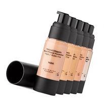 Light Liquid Mineral Foundation Makeup - Aloe Vera Based,