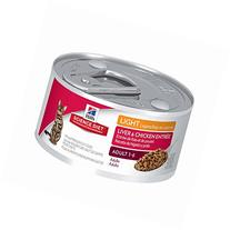Hill's Science Diet Adult Light Liver and Chicken Entree