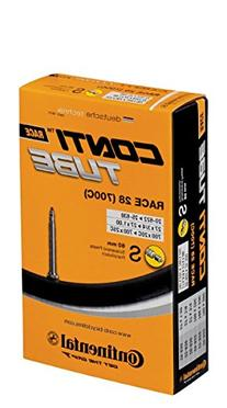 Continental Light 80mm Presta Valve Tube, Black, 700 x 18-