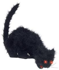 Loftus International Light Up Sound Horror Cat Animated Prop