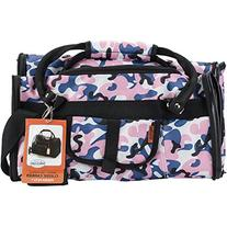 Prefer Pets Light Weight Soft Siided Pet Carrier, Pink