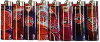 Bic Lighters Detroit Pistons NBA Officially Licensed Full