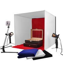 "Lighting Photography Photo Studio 24"" Light Tent Backdrop"