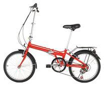 "Vilano 20"" Lightweight Aluminum Folding Bike Foldable"
