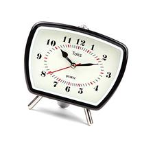 Lily's Home Vintage/Retro Inspired Analog Alarm Clock,