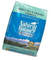 Natural Balance Limited Ingredient Diets - Green Pea &