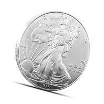 LIMITED SUPPLY: 2013 Silver Eagle Dollar BU in Airtite Coin