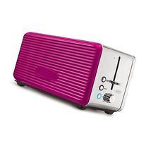 Bella Linea 4 Slice Toaster, Pink