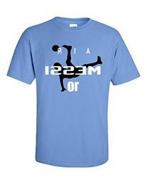 """Lionel Messi Argentina """"Air Messi"""" T-Shirt YOUTH MEDIUM"""
