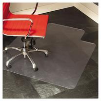 Esr 132123 45x53 Lip Chair Mat Multi-Task Series for Hard