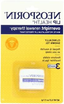 Neosporin Overnight Lip Health Renewal Therapy 0.27 Ounce