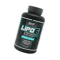 Nutrex Lipo 6 Black Hers - 120 Capsules