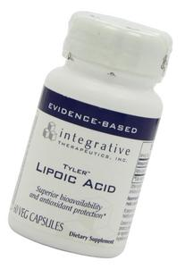 Integrative Therapeutics - Lipoic Acid - Antioxidant Support