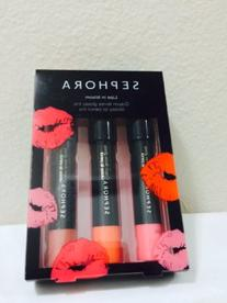 SEPHORA Lips in Bloom Glossy Lip Pencil Trio
