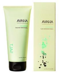 AHAVA Liquid Dead Sea Salt, 6.8 fl. oz