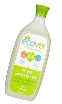Ecover Dish Soap Lime Zest 739 mL