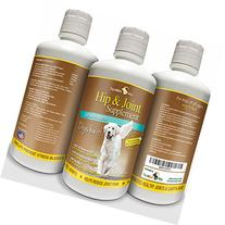 Best Hip and Joint Supplement for Dogs - Liquid Glucosamine